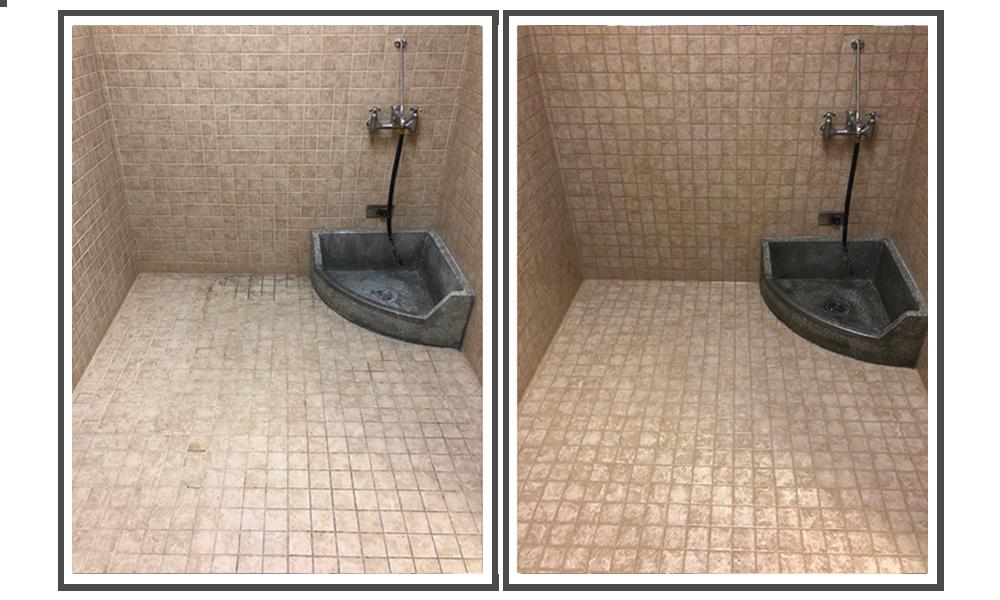 Housekeeping Closets Sinks Permatect